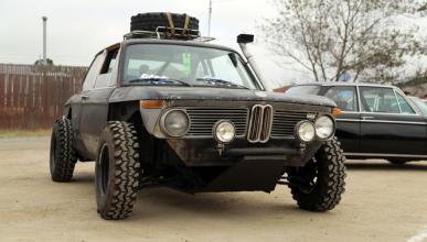 ¿Quién quiere un BMW X2 existiendo este BMW 2002 4x4?