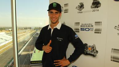 """Entrevista Álex Rins: """"Sólo pienso en el título de Moto2"""""""