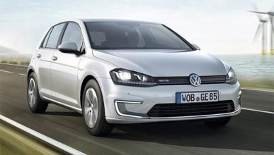 Confirmado: el VW e-Golf tendrá 300 kms de autonomía