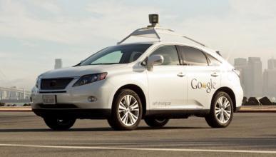 Google: más de 2 millones de millas con coches autónomos