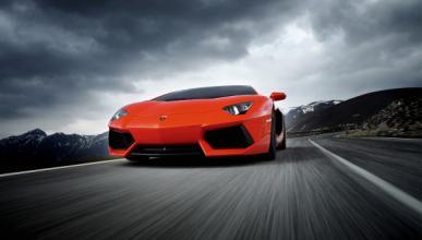 Aparece en Polonia un Lamborghini Aventador robado