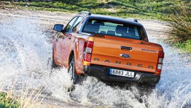 Ford Ranger Wildtrack dinamica