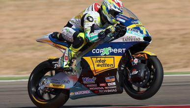 Moto2: Despiden a Dominique Aegerter y le sustituye Lecuona