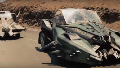 Primer trailer de 'Death Race 2050': ¡qué bruta!
