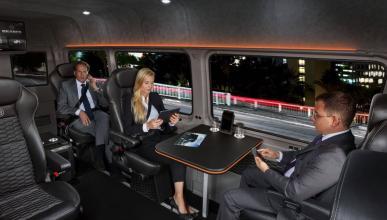 Brabus VIP Conference Lounge negocio