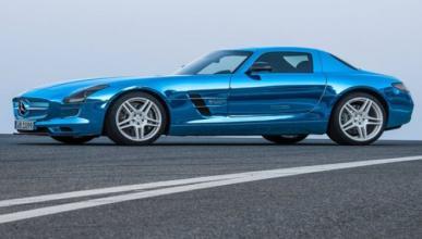 Confirmado: habrá un Mercedes-AMG cien por cien eléctrico