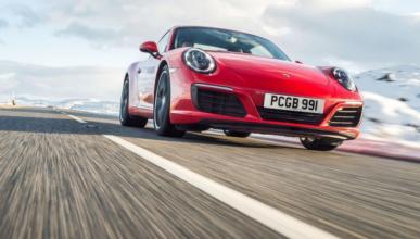 ¿Tendrá el próximo Porsche 911 cambio manual de 6 marchas?