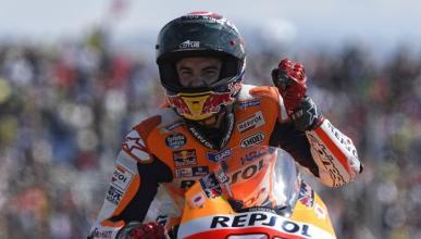 ¿Qué tiene que hacer Márquez para ser campeón en Motegi?