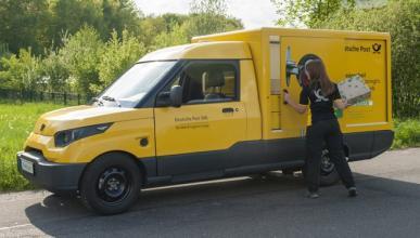 DHL quiere vender su propio vehículo eléctrico