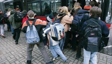 Cómo saber si el bus escolar de tus hijos es seguro