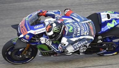Libres MotoGP Motegi 2016: Lorenzo marca la pauta