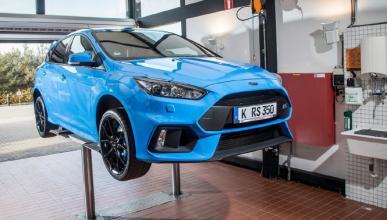 Ford Performance aumentará el rendimiento del Focus RS