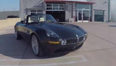 Vídeo: así es el BMW Z8 Alpina Roadster