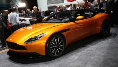 ¿Cuánto cuesta un Aston Martin DB11 en la India?