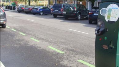Manuela Carmena cobrará por aparcar fuera de la M-30