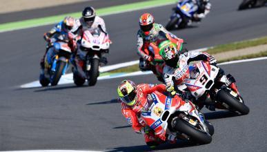 Barberá llevará la Ducati de Iannone en Phillip Island