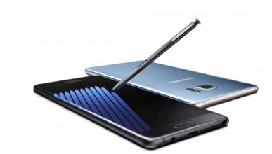 Samsung envía un paquete ignífugo para devolver el Note 7