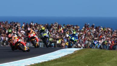 Los horarios de MotoGP, Australia 2016