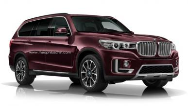 BMW X7 M: podría llegar con motor V8 biturbo