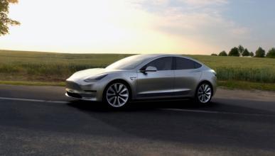 Elon Musk cuelga el cartel de 'vendido' para el Model 3