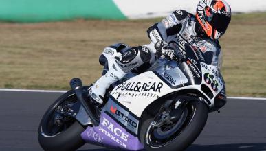 Yonny Hernández vuelve a Moto2: correrá en el AGR Team