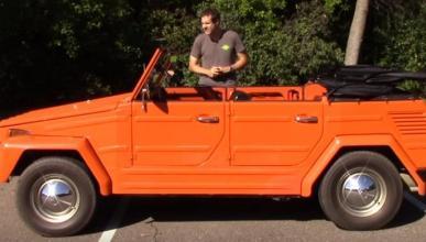 Doug DeMuro se pone a los mandos de un Volkswagen Type 181