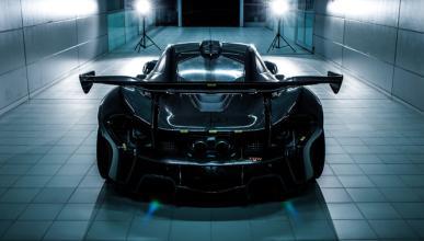 Sale a la venta un McLaren P1 GTR matriculado