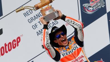 Honda le pide a Marc Márquez que se relaje