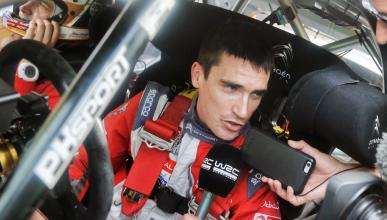"""Breen: """"Habrá que acostumbrarse a la velocidad de los WRC"""""""