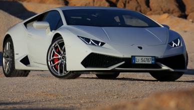 Desvelamos el nombre secreto del próximo Lamborghini