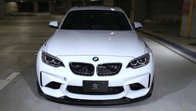 BMW M2 3D Design frontal