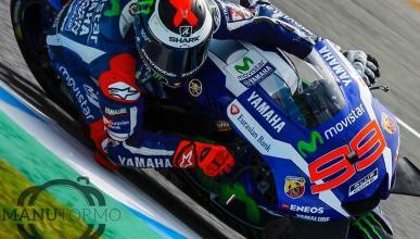 Libres MotoGP Jerez 2016: Jorge Lorenzo sigue a lo suyo
