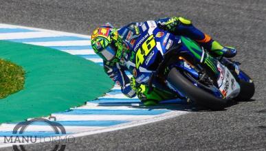 Carrera MotoGP Jerez 2016: un maestro llamado Rossi