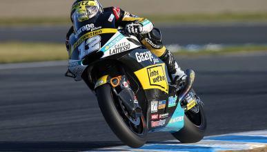 Clasificación Moto2 Australia 2016: cuidado con Luthi