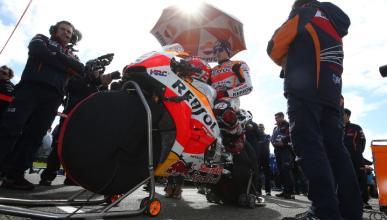 Marc Márquez hizo caso omiso al aviso de Honda