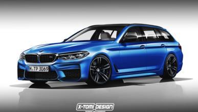 Nuevo BMW M5 Touring: así podría ser