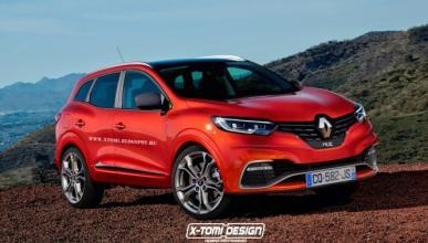 Los Renault Captur y Kadjar podrían tener versiones RS