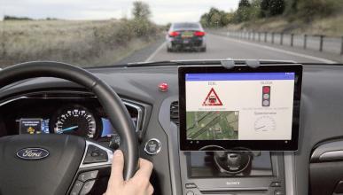 La tecnología de Ford que te pondrá los semáforos en verde
