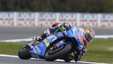 Maverick Viñales deja a Suzuki sin privilegios en MotoGP