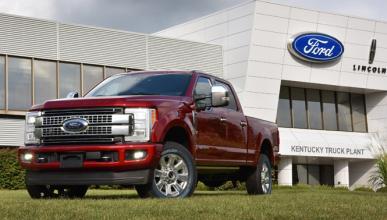 Ford quiere centrarse en el desarrollo de SUV y pick-ups