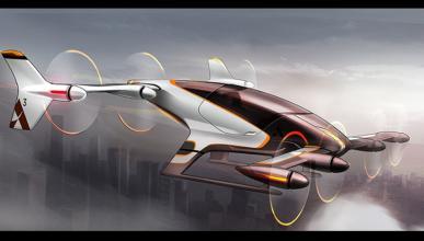 'Vahana', los futuros taxis autónomos voladores de Airbus
