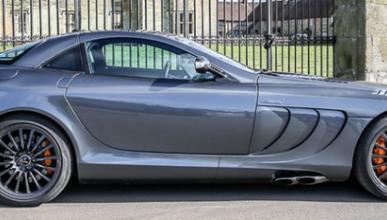 Diez millones de euros por este Mercedes SLR, ¿locura?
