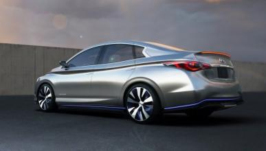 Infiniti considera el coche eléctrico para el mercado chino