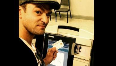 Justin Timberlake se la ha jugado con este selfie