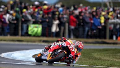 Libres MotoGP Malasia 2016: Márquez domina y se va a casa