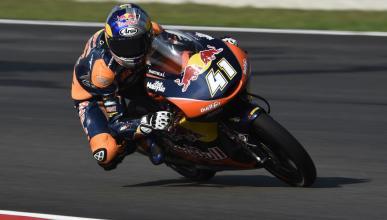 Clasificación Moto3 Malasia 2016: Binder, sobre la bocina
