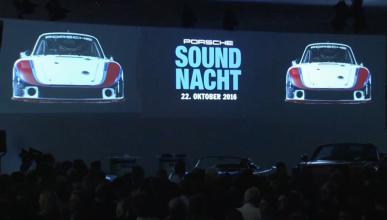 Porsche Sound-Nacht 2016: ¡música, maestro!