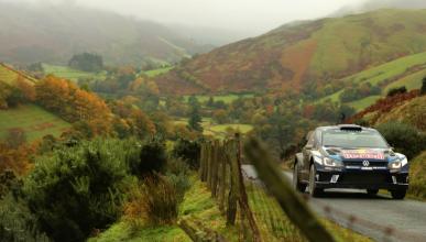 WRC 2016, Rally de Gales-Gran Bretaña: Ogier se impone