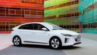 Hyundai Ioniq eléctrico autonomia coches eléctricos