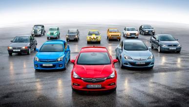 El Opel Astra cumple 80 años